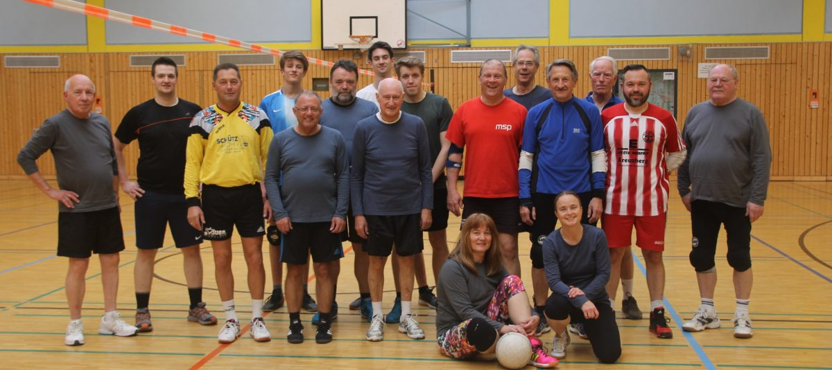 Faustball-Team