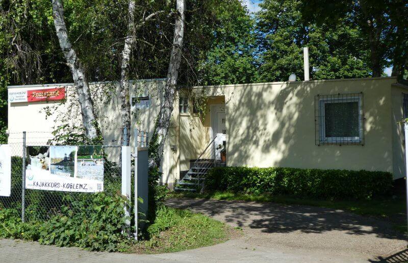 Geschäftsstelle in der Simrockstraße