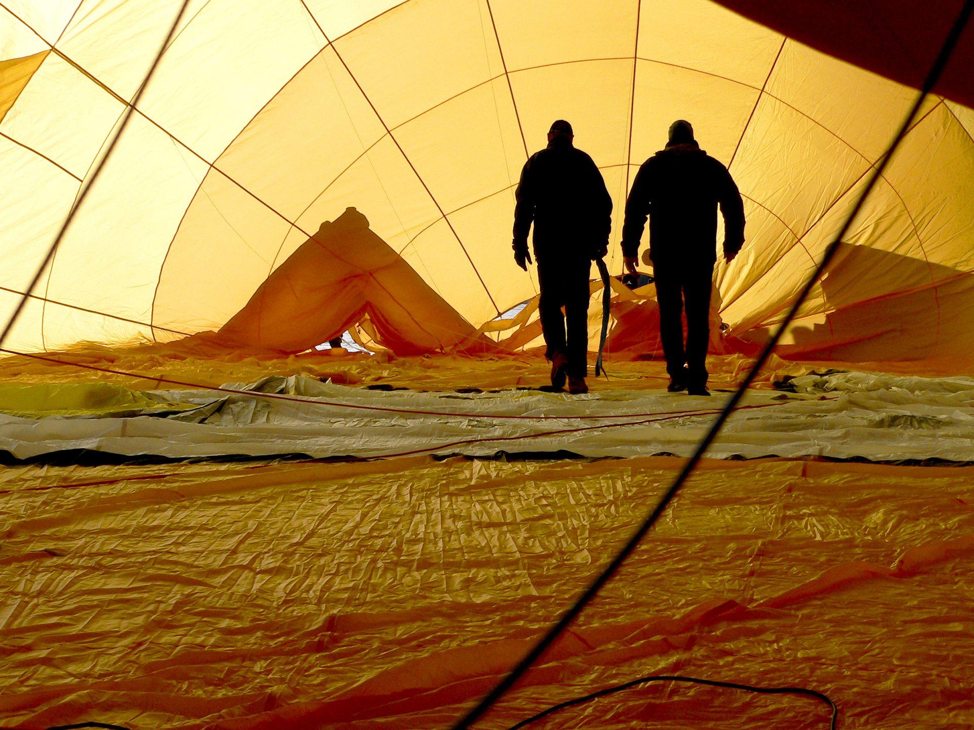Ballonüberprüfung