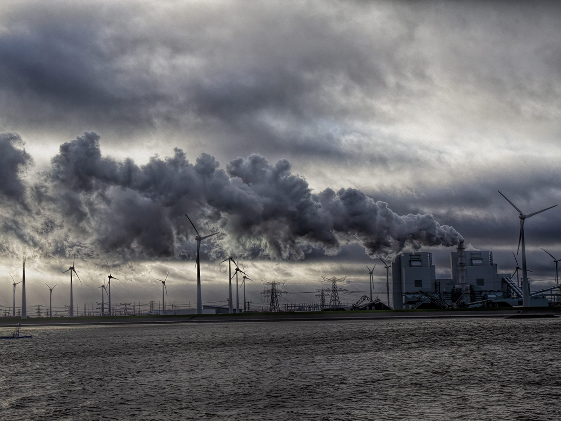 Kraftwerk Nordsee