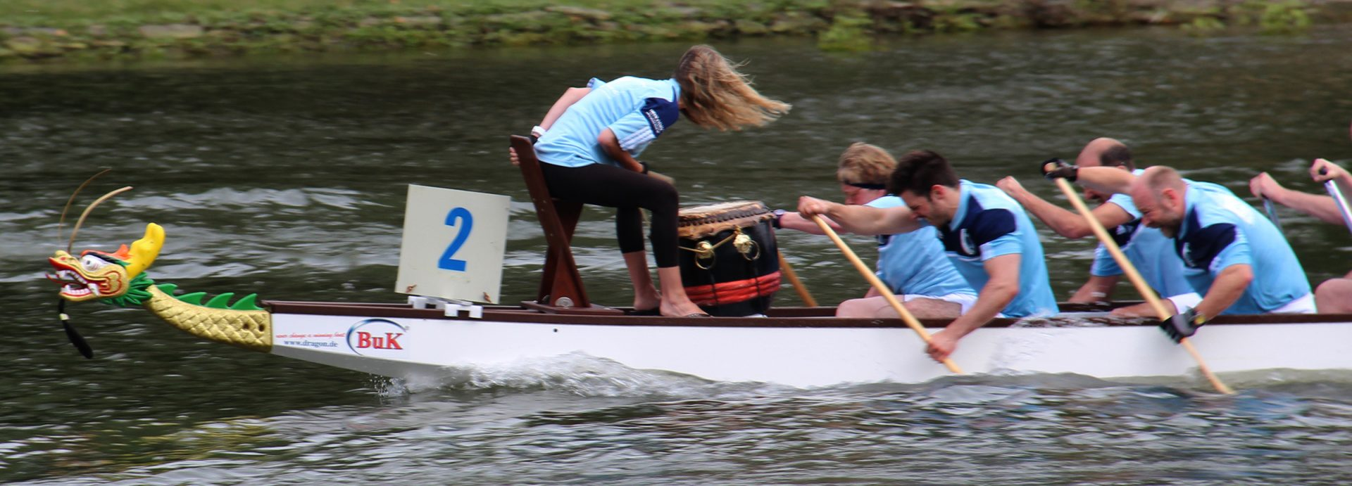 Bernd Krause Drachboot 1