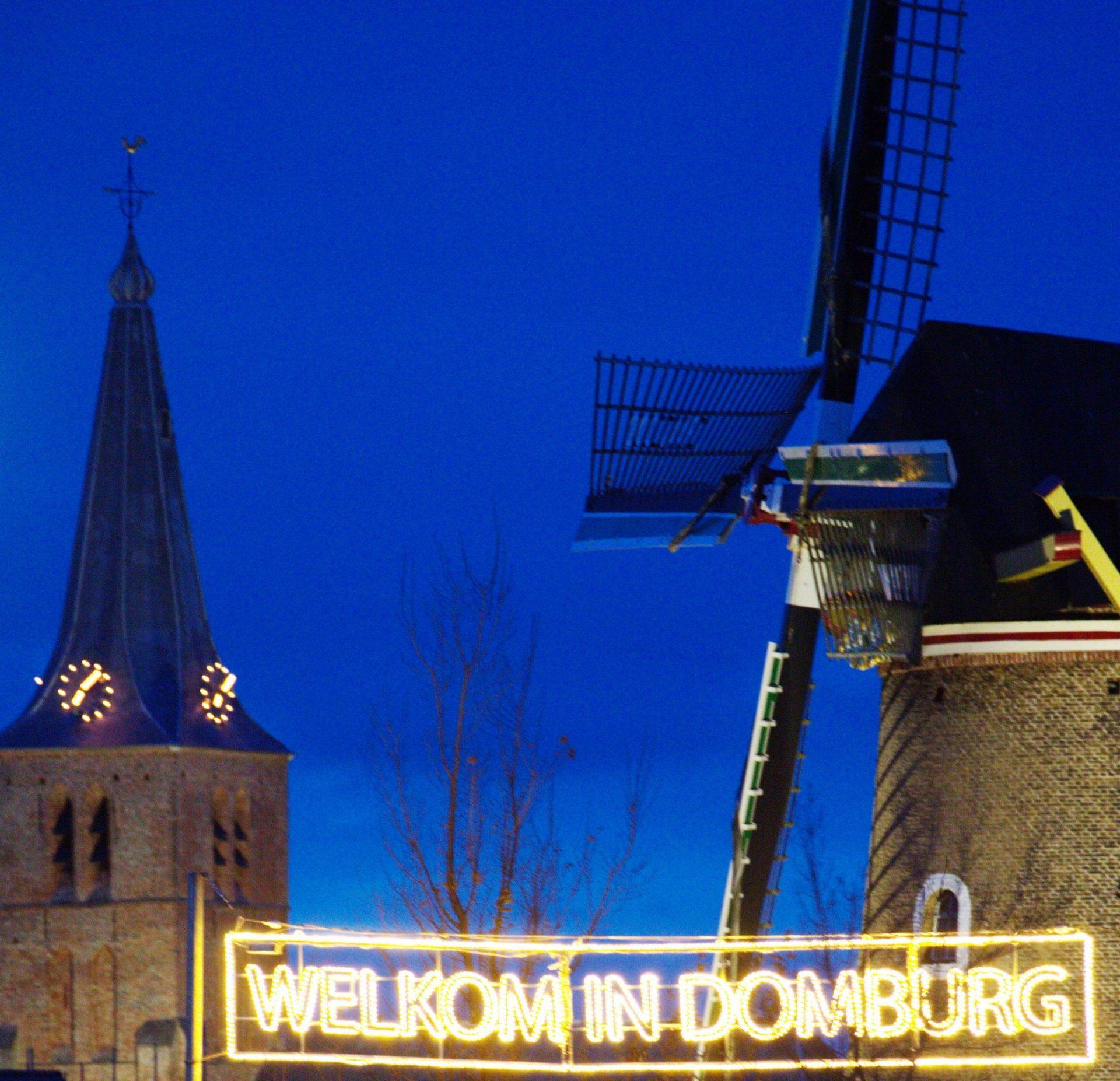 Willkommen in Domburg